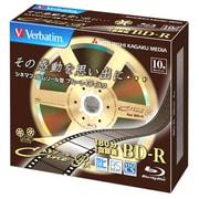 VBR130YC10V1 [BD-R 1回録画用 130分 1-4倍速 10枚 キネアールデザイン]