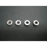 SSP-0310 [M3ステンレススペーサー 1.0t 内径3.2mm-外径6.0mm 4個入り]