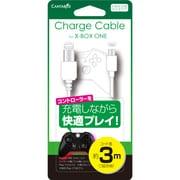 CA-XOCC3-W Xbox One用 コントローラー充電ケーブル 3m ホワイト [Xbox One用]