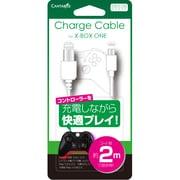 CA-XOCC2-W Xbox One用 コントローラー充電ケーブル 2m ホワイト [Xbox One用]