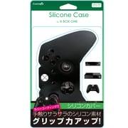 CA-XOCSC-K Xbox One用 コントローラーシリコンカバー ブラック [Xbox One用]