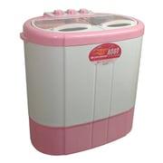 AST-01PK [二槽式小型洗濯機 晴晴(2.6kg) ピンク]
