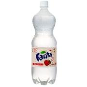 ファンタ 厳選フレーバー 豊潤ライチ 1.5LPET×8本 [炭酸飲料水]