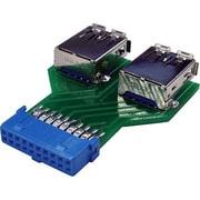 KRHK-U3/U3P [変換基盤 USB3.0ピンコネクタ→Bコネクタ]