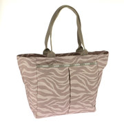 7891/D353 [トートバッグ EVERYGIRL TOTE ゼブラタン]
