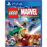 LEGO マーベル スーパー・ヒーローズ ザ・ゲーム [PS4ソフト MARVEL(マーベル)]