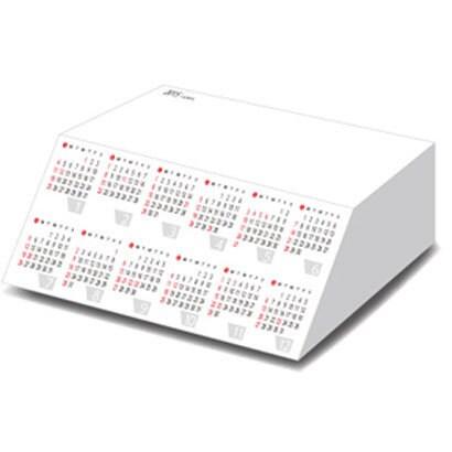 ななメガカレンダー [ななめもカレンダーシリーズ 2015年度版 メモ用紙機能付き]