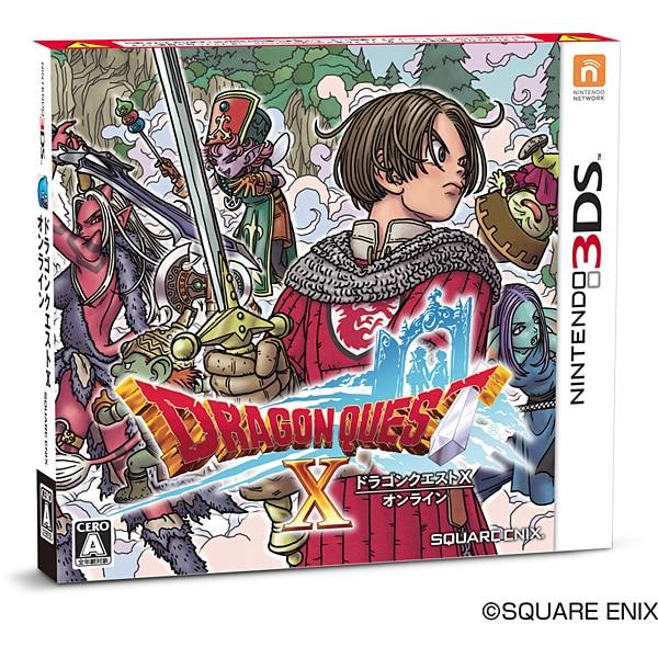 ドラゴンクエストX オンライン [3DSソフト]
