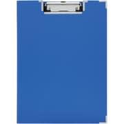 309BF [カバー付きクリップボード A4 青]
