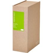 2555W [スキットマン リビングサイズボックス B6(67mm厚) 黄緑]
