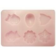 404097 デコラージュキット 粘土型 和菓子 [粘土型]