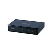 CG-PC2KVMU-E [USBキーボード・USBマウス・アナログディスプレイ対応 ボックス型 パソコン自動切替器 PC2台用]