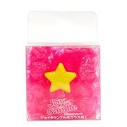 SNT-008-P グラスワーク 星 [ジョイキャンドル ガラス細工]