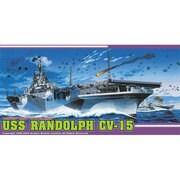 CH7050 WW.II アメリカ海軍 航空母艦 U.S.S.ランドルフ CV-15 [1/700スケール 組立キット]