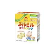 森永チルミル フォローアップミルク エコらくパック つめかえ用 400g×2袋 [対象月齢:9ヶ月頃~]