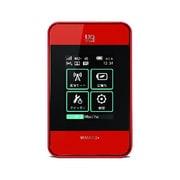 HWD15SRU [Wi-Fi WALKER WiMAX 2+ モバイルルーター レッド]