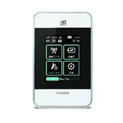 HWD15SWU [Wi-Fi WALKER WiMAX 2+ モバイルルーター ホワイト]