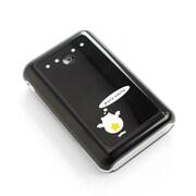 PUZ02 [マルチコネクタ付大容量ポータブル パズドラ充電器 6600mAh ブラック]