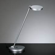 Z-8SL [Z-Light(ゼットライト) LEDデスクスタンド ソフトスタート調光 昼白色 シルバー]