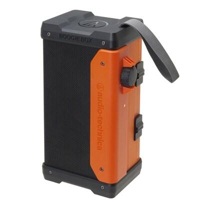 AT-SPB300 OR [アクティブスピーカー BOOGIE BOX(ブギーボックス) オレンジ]