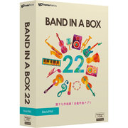 Band-in-a-Box 22 for Windows Basicパック [Windows用ソフト]