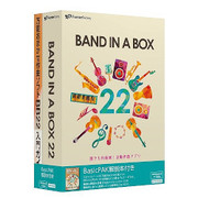Band-in-a-Box 22 for Windows Basicパック 解説本付 [Windows用ソフト]