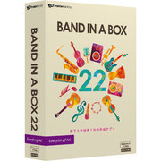 Band-in-a-Box 22 for Windows Everythingパック [Windows用ソフト]