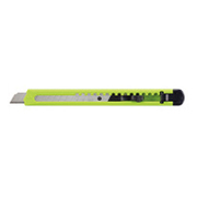 HA-2YG [カッターナイフ 標準型 黄緑]
