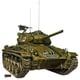 1/35 FV35S84 M24 チャーフィー仏陸軍 [M24チャーフィー仏陸軍/第一次インドシナ戦争 プラモデル]