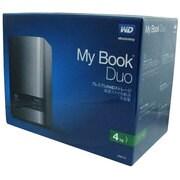 WDBLWE0040JCH-JESN [デュアルドライブ外付けハードディスク My Book Duo 4TB RAID0/1対応]