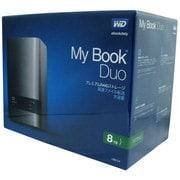 WDBLWE0080JCH-JESN [デュアルドライブ外付けハードディスク My Book Duo 8TB RAID0/1対応]