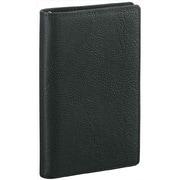 JWP5003 B [キーワード ジャストリフィルサイズ ポケットサイズ システム手帳 ブラック]