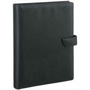 WWA5005 B [キーワード A5サイズ システム手帳 スタンダードサイズ ブラック]