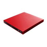 LBD-PUB6U3VRD [Blu-ray Drive 4K・3D再生 オールインワンソフト付 USB3.0 レッド]