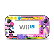 WiiU Gamepad Skin BFF Girl Talk [WiiU ゲームパッド用 スキンシール]