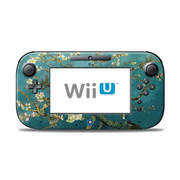 WiiU Gamepad Skin Blossoming Almond Tree [WiiU ゲームパッド用 スキンシール]