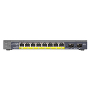 GS110TP-100AJS 10P POE [PoE給電対応 10ポート ギガビットスマートスイッチ]