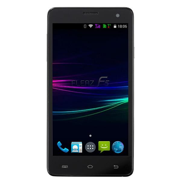 CP-F50AK [FLEAZ F5 Android4.4搭載 5インチ液晶 SIMフリースマートフォン 3G専用]