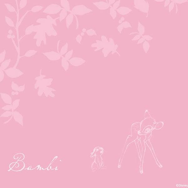 Wii U Skin Bambi Pink [Wii U ドレスアップシール]