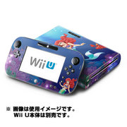 Wii U Skin Little Mermaid [Wii U ドレスアップシール]