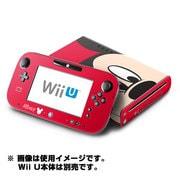 Wii U Skin Mickey Face [Wii U ドレスアップシール]