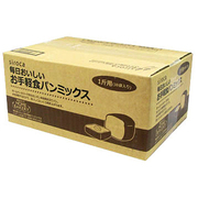 SHB-MIX1260 [siroca 毎日おいしいお手軽食パンミックス 1斤用(260g)×10袋入]