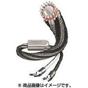 LS-1603S-S3.0(ペア) [完成品スピーカーケーブル(3mペア・両端スペードプラグ・シングル) 受注生産品]