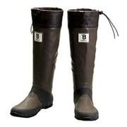 バードウォッチング長靴 3Lサイズ 28.0cm ブラウン [479225070]