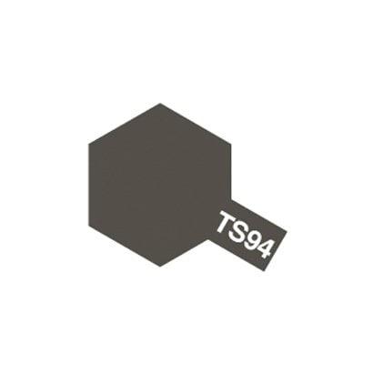 85094 [タミヤカラースプレー TS-94 メタリックグレイ]