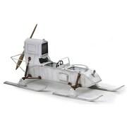 75044 WW.II ソビエト軍 軍用スノーモービル アエロサン Rf-8/Gaz-98 [1/6スケール 組立キット プラモデル]