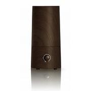 BBH-71W-BK [加湿器(超音波式) アロマ超音波式加湿器 -wood-(ウッド) 木造3畳:プレハブ洋室6畳 ブラック]