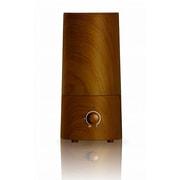 BBH-71W-BR [加湿器(超音波式) アロマ超音波式加湿器 -wood-(ウッド) 木造3畳:プレハブ洋室6畳 ブラウン]