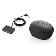 LBT-SPP20TVBK [Bluetooth テレビ用ワイヤレスポータブルスピーカー ブラック]