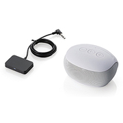 LBT-SPP20TVWH [Bluetooth テレビ用ワイヤレスポータブルスピーカー ホワイト]